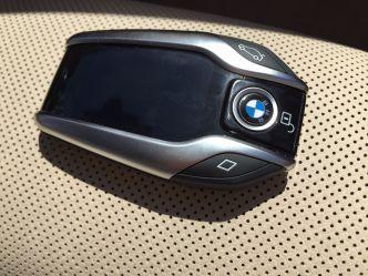 BMW 7 Schlüssel- 2015