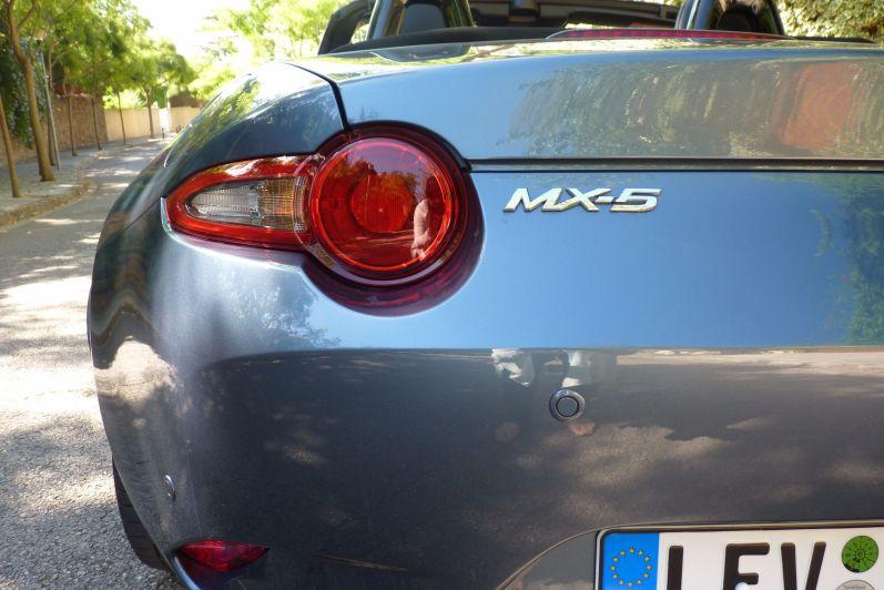 Mazda MX-5-2015 G