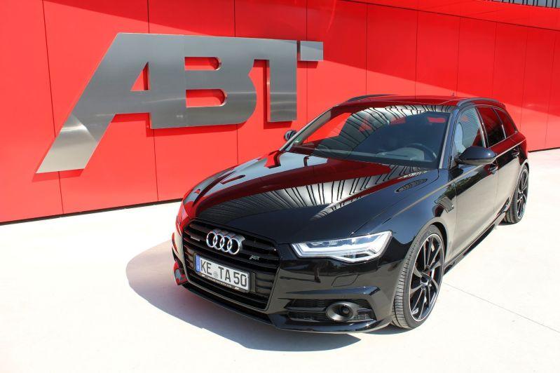 Abt Audi A6 2015 Front