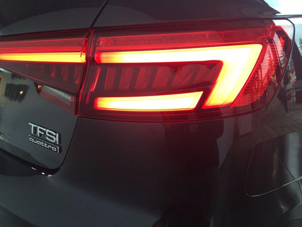 Audi A4 2015 Heckleuchte
