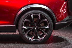 Mazda Koeru Studie 2015 Leichtmetallfelgen Räder