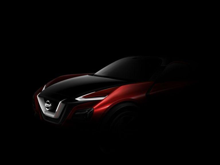 IAA 2015: Nissan Crossover Concept