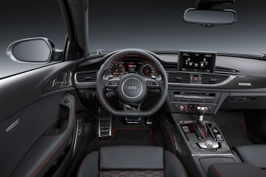Audi RS6 Avant Performance 2015 Innenraum