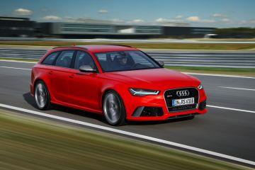 Noch einen Tick schneller: Audi RS 6/RS 7 performance