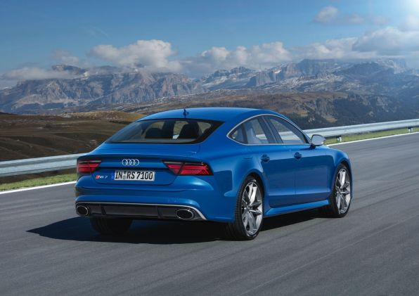 Audi RS7 Sportback Performance 2015 Heck