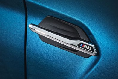 BMW M2 Coupe 2015 Türgriffe