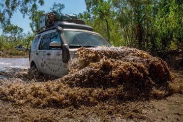 Australien-Tour 2015: Offroad-Amateure bewähren sich im Outback