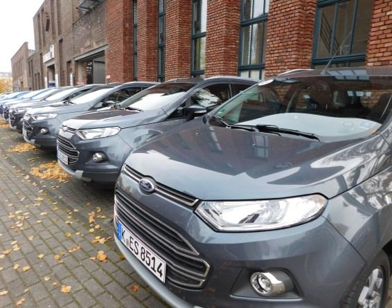 Ford EcoSport metallic 2015