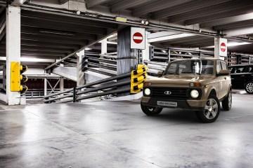 Lada 4x4 Urban: stadtfeiner Offroader