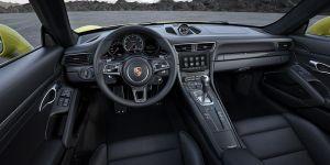 911 Turbo Cockpit