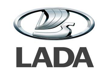 Lada mit neuem Logo