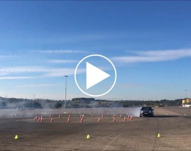Driften leicht gemacht! - Ford Focus RS im Driftmodus
