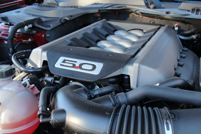 Ford Mustang Convertible 2015 5.0 Motor
