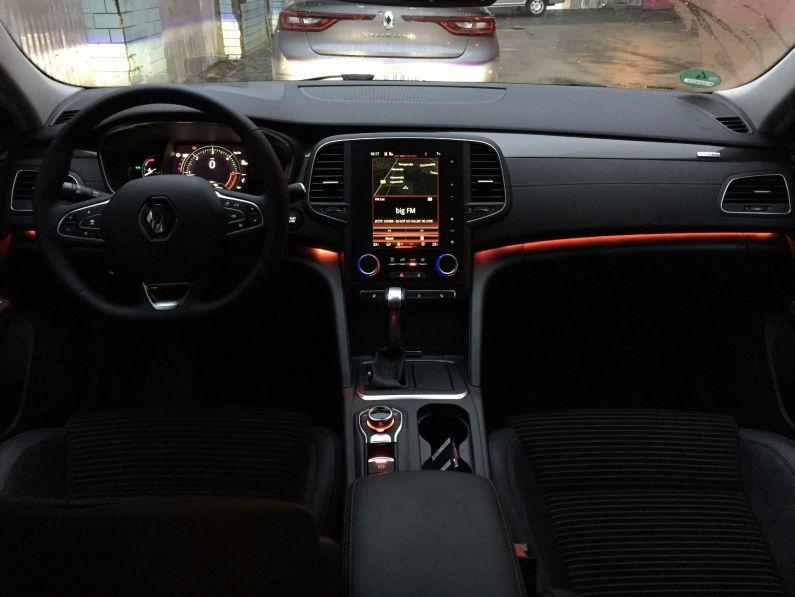 Renault Talisman Multimedia