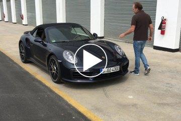 Sightseeing Tour um die neuen Porsche 911 Allrad Modelle