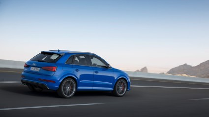 Audi RS Q3 performance Felgen