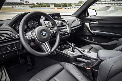 M2 Coupe Interieur