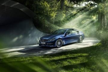 Weltpremiere in Genf: BMW Alpina B7 Bi-Turbo Langversion