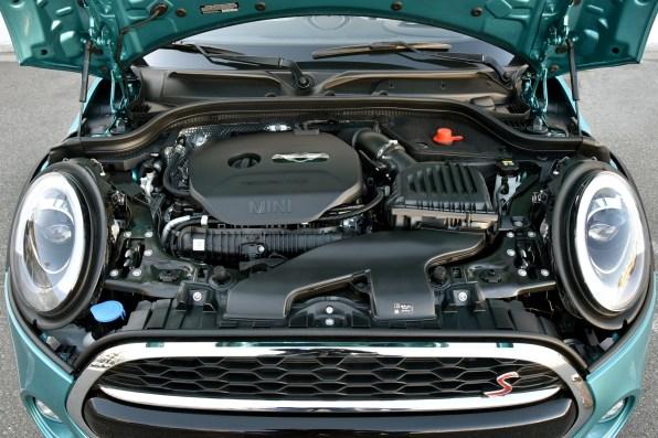 Mini Cabrio Cooper S Motor