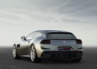 Ferrari GTC4Lusso Heck 2016