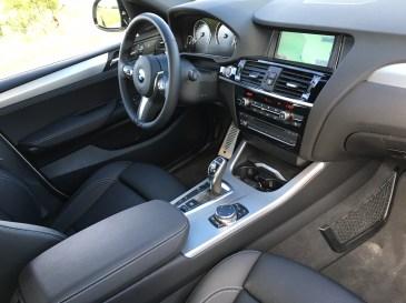 BMW M40i Navi