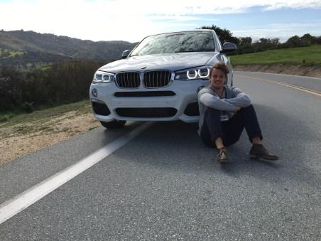 BMW M40i Front