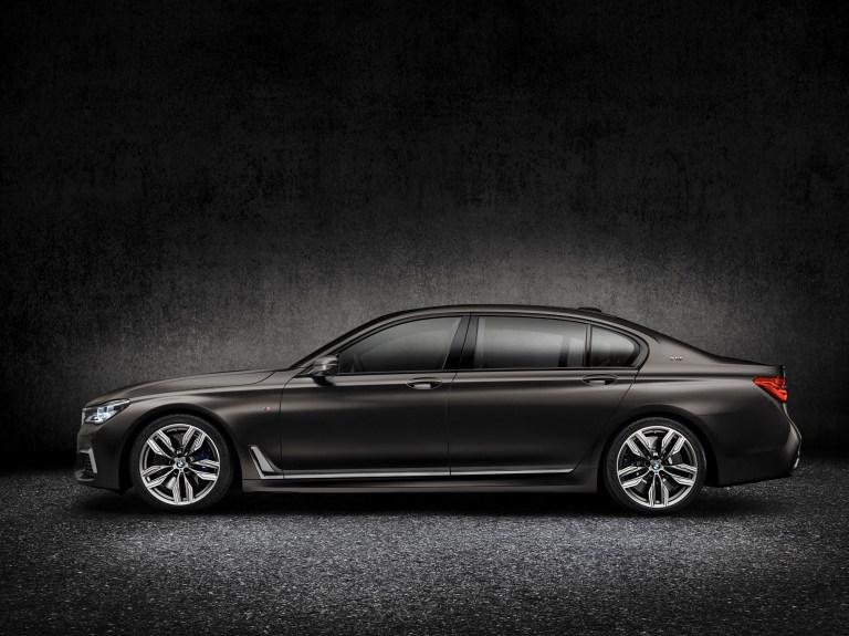 Der neue BMW M760Li xDrive feiert Weltpremiere in Genf