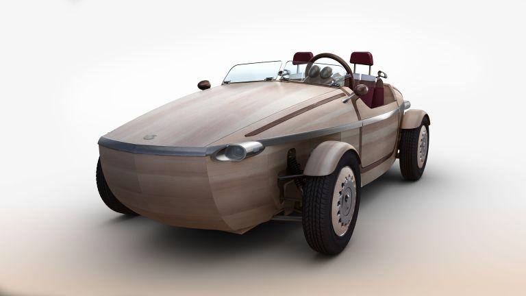 Toyota Setsuna Concept - Hölzern und ganz schön pfiffig