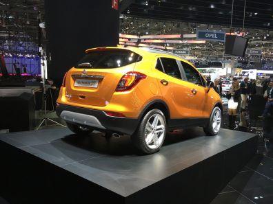 Opel gießt den Mokka neu auf und hängt ein X dran