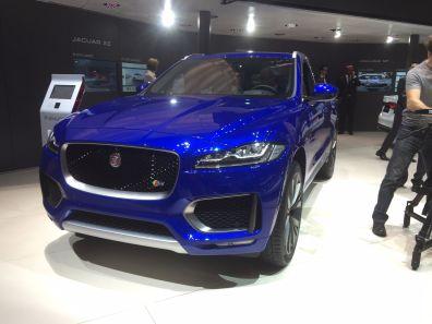 _Der Jaguar F-Pace wird der englischen Sportwagenmarke neue Kunden zuführen