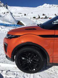 Range Rover Evoque Cabrio Felgen