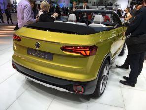VW T-Cross Breeze Heck