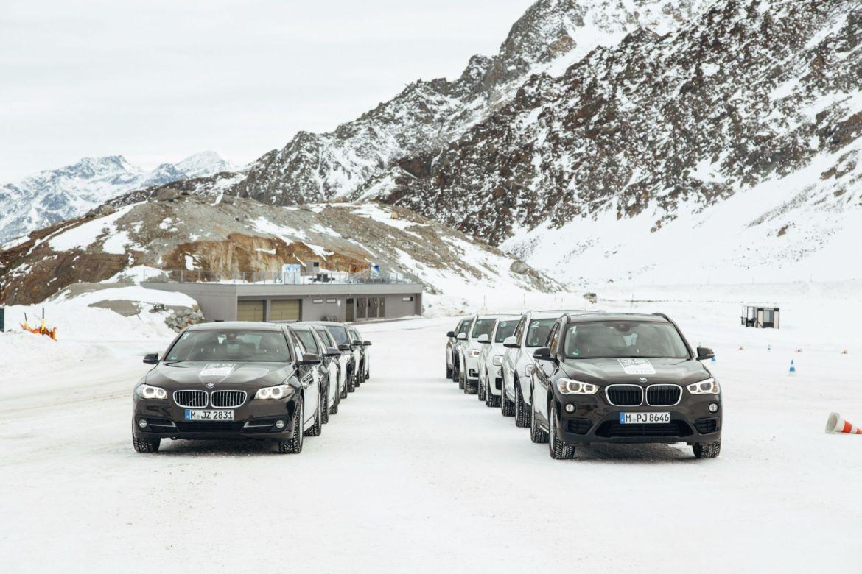 BMW Snow Experience - James Bond Feeling im Schnee