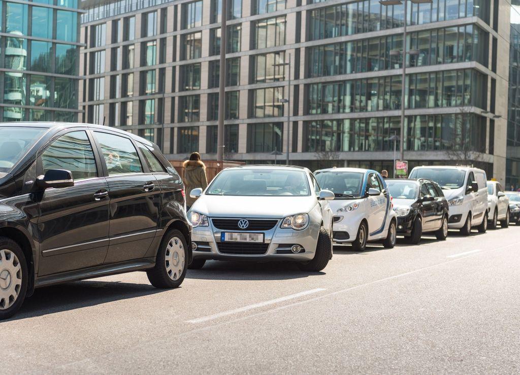 Parken der Zukunft: Bosch rollt mit revolutionären Ideen den Markt auf