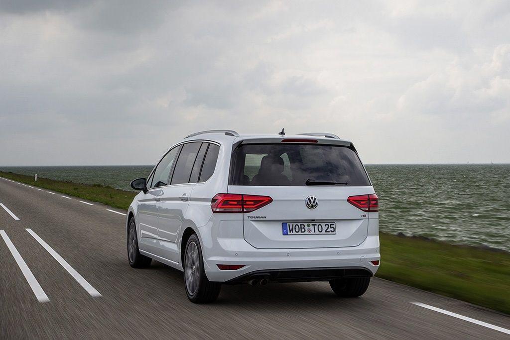 Volkswagen Touran Heck