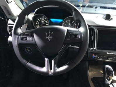 Maserati Levante Lenkrad