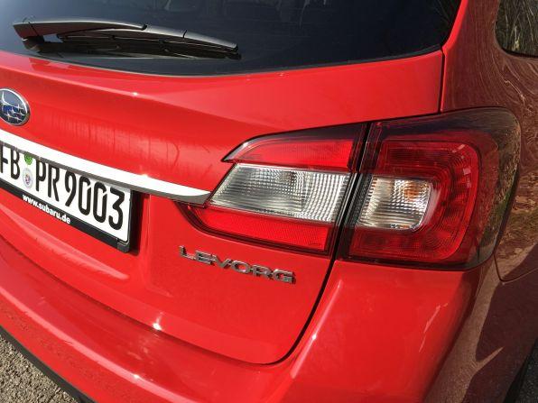 Subaru Levorg Rückleuchte