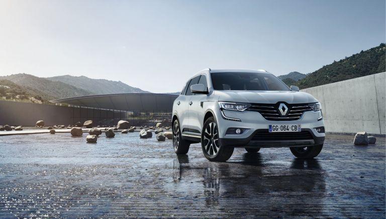 Weltpremiere: Renault stellt neu entwickelte SUV-Modell Koleos vor