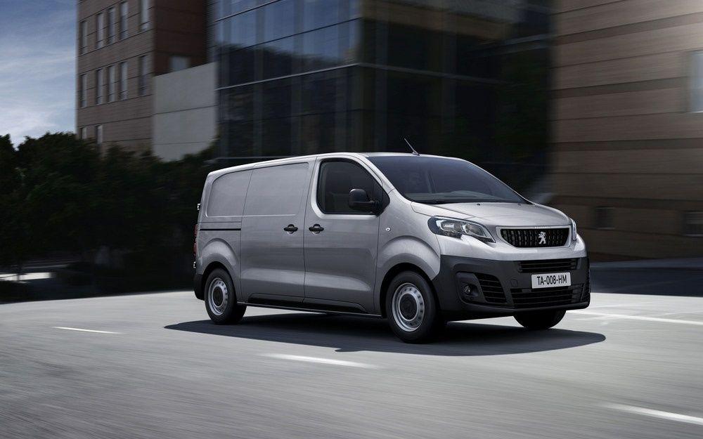 Peugeot Expert Kastenwagen 2016