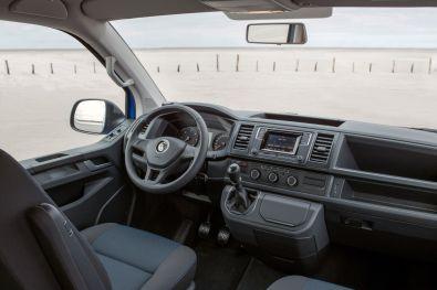 Volkswagen Multivan Freestyle Innenraum 2016