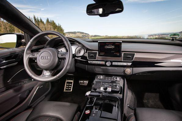 ABT S8 Plus Innenraum