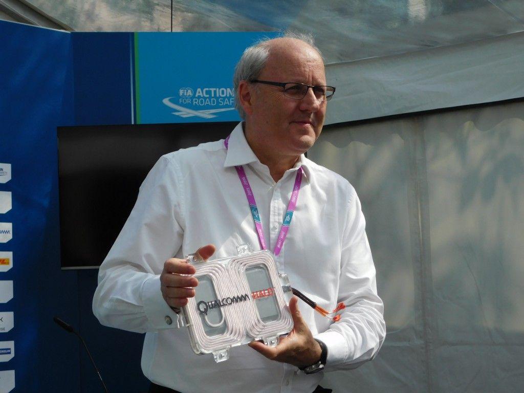 Graeme Davison, Vice President Technology bei Qualcomm Europe