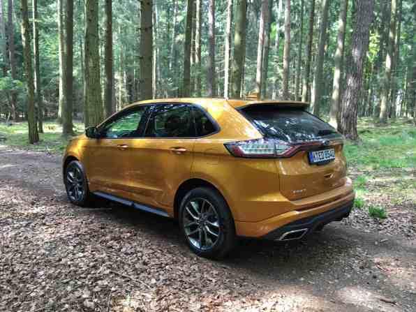 der neue Ford Edge 2016