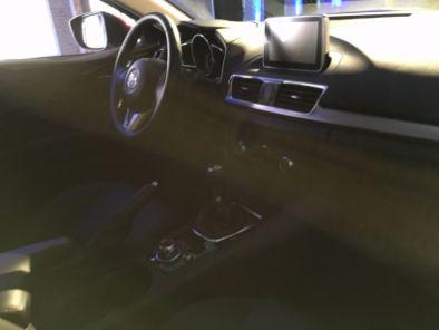 Mazda3 Innenraum 2016