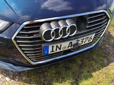 Audi A3 Frontschürze