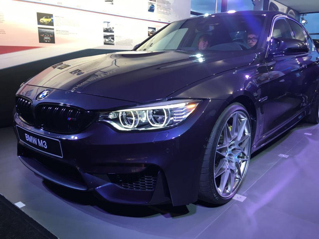 """Sonderedition BMW M3 """"30 Jahre M3"""""""