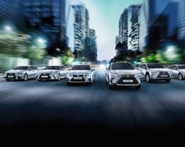 Lexus lobt eigene Hybridprämie aus