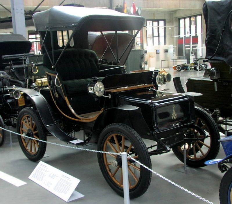 William F. Taft fuhr einen Baker Electric von 1908
