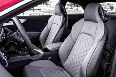 Audi S5 Innenraum