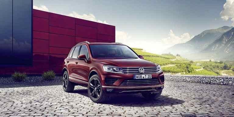 Neues Sondermodell von Volkswagen: Touareg Executive Edition